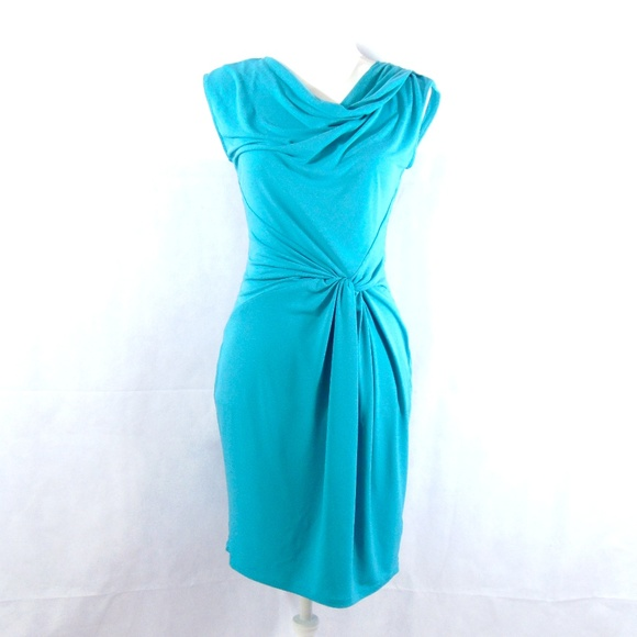 SALE! Michael Michael Kors Ruched Fitted Dress